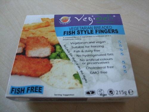 Fishless Fingers